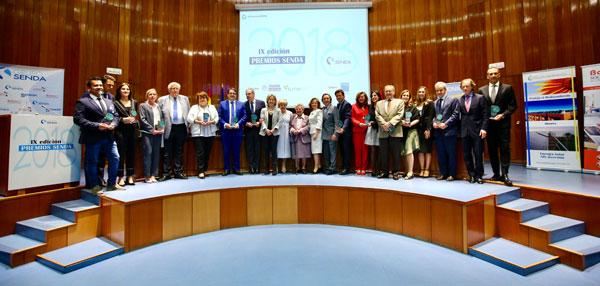 Premio a las políticas de Envejecimiento activo de Las Rozas