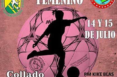 24 Horas de Fútbol Sala en Collado Villalba con torneo femenino