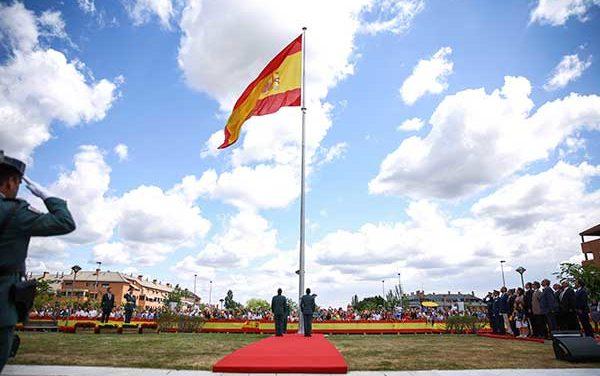 Las Rozas izará una bandera como compromiso con las víctimas del terrorismo