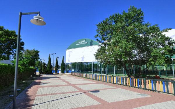 Torneos de verano en el Polideportivo Las Eras