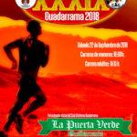 La XXXIX Carrera pedestre popular de Guadarrama abre inscripciones