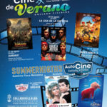 Cine de verano gratuito en distintos escenarios de Collado Villalba