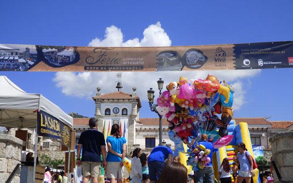 Feria de Artesanía, Comercio y Servicios en Hoyo de Manzanares