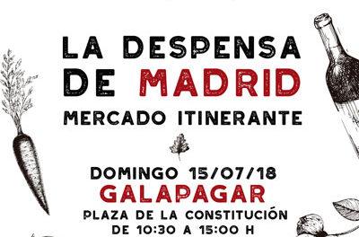 La Despensa de Madrid llega a Galapagar