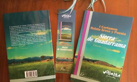 El ganador del I Certamen Literario Sierra de Guadarrama se conocerá el viernes