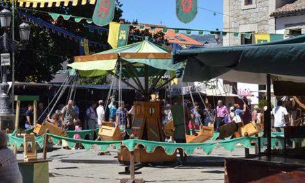 Cancelado el tradicional mercado medieval de Guadarrama