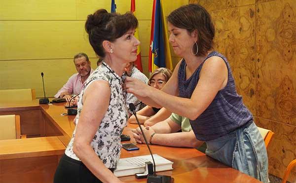 Ana Hurtado, nueva portavoz de Confluencia