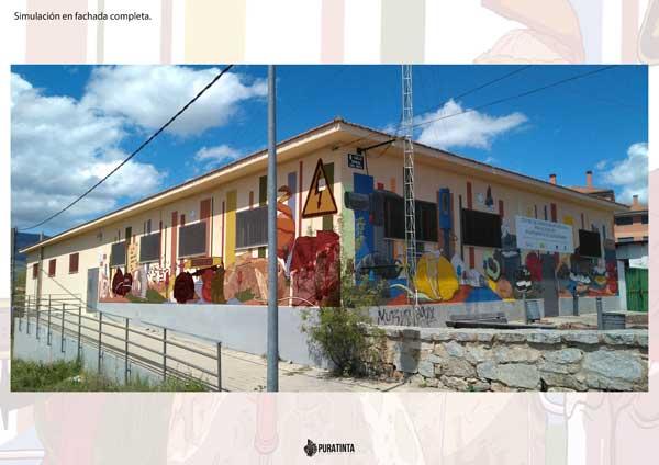 El Centro de Formación El Soto de Guadarrama renueva imagen