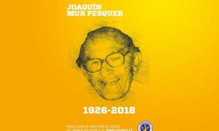 El Torrelodones CF rinde homenaje a su primer presidente