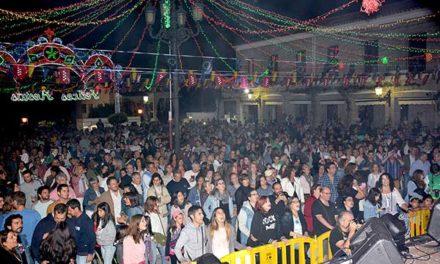 El concierto de Pop Tour, previo a las fiestas de Hoyo de Manzanares