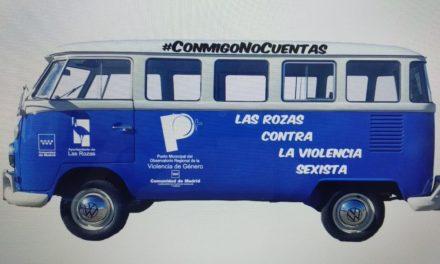 #ConmigoNoCuentas, Las Rozas contra la violencia sexista