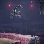 I Freestyle Motocross solidario de Navacerrada