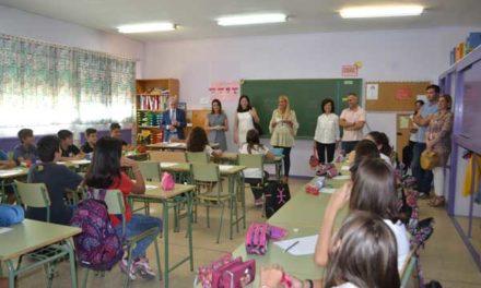 Casi 8.000 alumnos comienzan el curso escolar en Collado Villalba