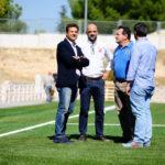 Las Rozas inaugura el primer campo de fútbol americano homologado de España