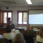 Taller sobre la protección de datos en Hoyo de Manzanares