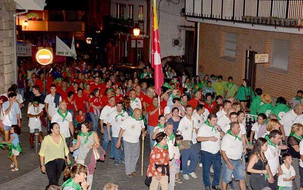 Semana de Fiestas patronales en Hoyo de Manzanares