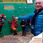La Escuela municipal de montaña adaptada comienza nueva temporada