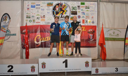 Más de 800 atletas en la pedestre popular de Guadarrama