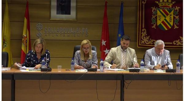 El Ayuntamiento de Collado Villalba aprueba un incremento salarial para los empleados públicos