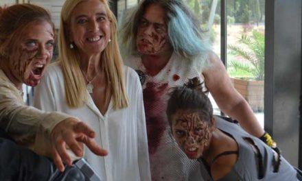 """La """"invasión zombie"""" llega a Collado Villalba"""