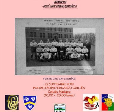 El Torneo de Rugby Villa de Collado Mediano congregará a unos 800 aficionados