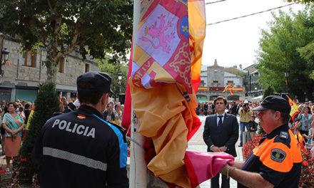 Galapagar repartirá banderas entre los vecinos para celebrar el 12 de octubre