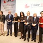 La red de Bibliotecas de Las Rozas, premio Liber 2018 de Fomento de la Lectura