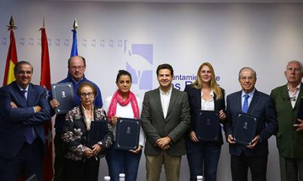 Seis entidades sociales de Las Rozas reciben una subvención de 120.000 € del Ayuntamiento
