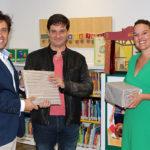 La Biblioteca municipal Ricardo León ya tiene 10.000 usuarios