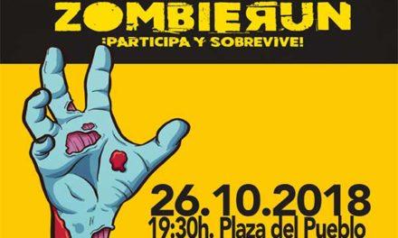La carrera de zombis llega a Torrelodones
