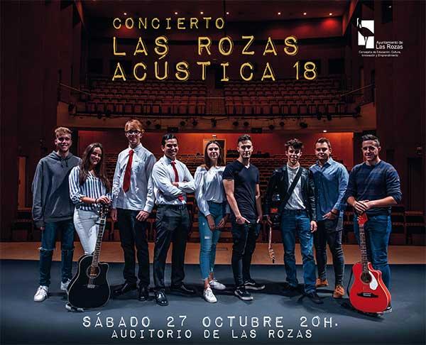 Las Rozas Acústica 18 y el Duatlón Escolar marcan el fin de semana en Las e03cdf40527