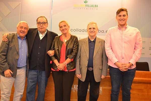 Colaboración entre el Ayuntamiento de Collado Villalba y las Ligas de Fútbol Sala y Fútbol 7
