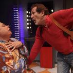 """La obra teatral """"Por los pelos"""" y la actuación de Zenet, en Las Rozas"""