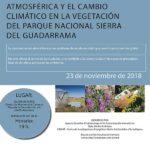 El grupo GECA del CIEMAT advierte de los riesgos de los niveles de ozono en la Sierra de Guadarrama