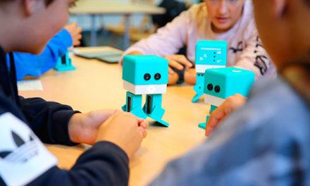 Talleres de programación y robótica en la Semana de la Ciencia de Las Rozas