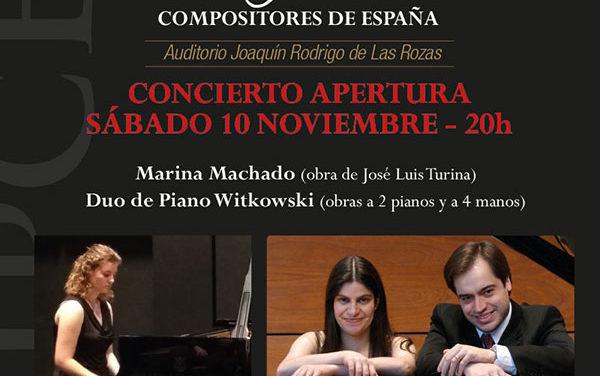 24 jóvenes pianistas participan en el CIPCE de Las Rozas