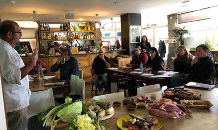 Cocina tradicional y talleres familiares para comenzar Noviembre visigodo