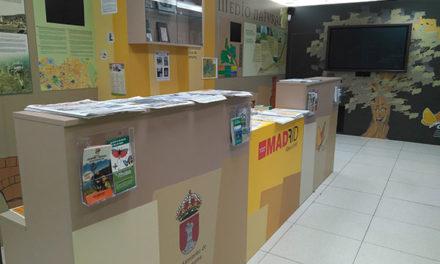 La Oficina de Turismo de Guadarrama adapta su imagen a la red Mad About Info