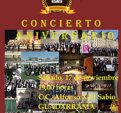 La Orquesta Balanguía celebra su 25 aniversario en Guadarrama