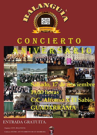 La orquesta Balanguía