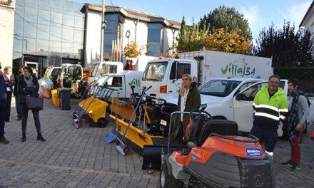 Más de 100 personas conforman el Plan de Inclemencias invernales de Collado Villalba