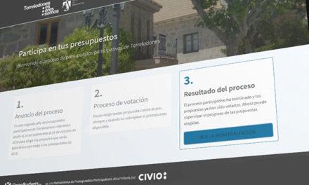 Unas doscientas personas votan los presupuestos participativos en Torrelodones