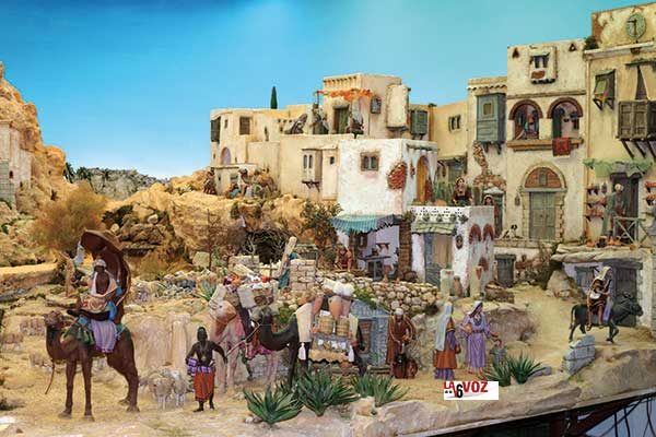 La Asociación de Belenistas de Hoyo de Manzanares cumple 17 años