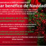 El AMPA del colegio Peñalar organiza un bazar benéfico