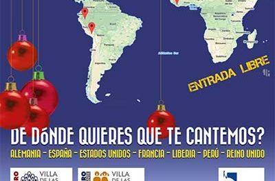 La música navideña, protagonista de la agenda cultural de Las Rozas