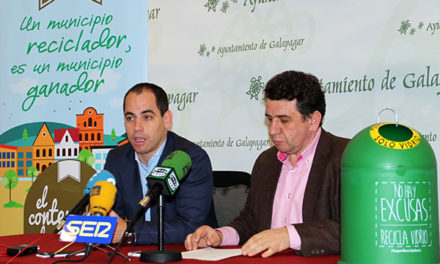 """Galapagar quiere hacerse con el """"contenedor de oro"""""""