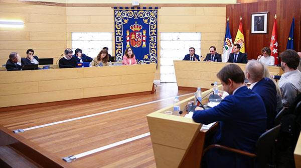 Las Rozas solicitará una UCI pediátrica en el Hospital Puerta de Hierro