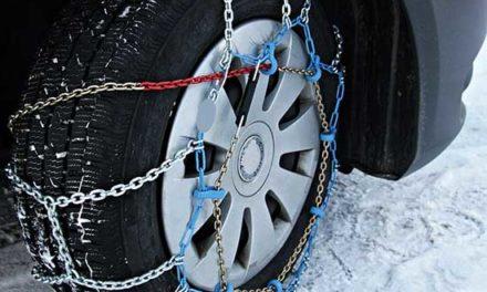 Curso para aprender a colocar cadenas en vehículos