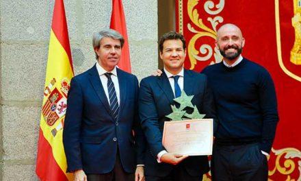 El Ayuntamiento de Las Rozas, Premio Siete Estrellas del Deporte