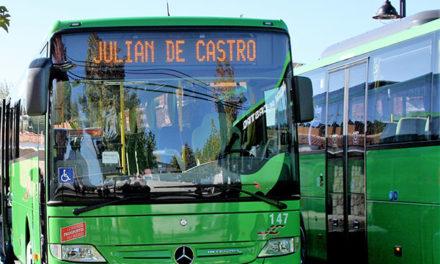 El casco urbano de Galapagar y el Centro de Salud unidos por un autobús